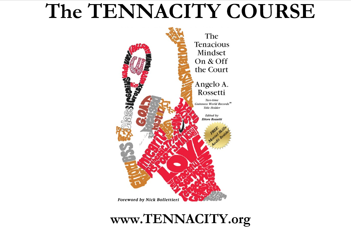 TENNACITY: The Tenacious Mindset On & Off the Court - $297 but if you buy it today it's only $197