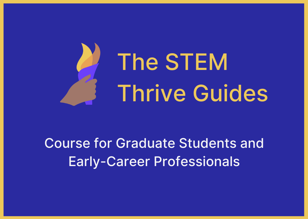 Graduate Students & Early-Career Professionals