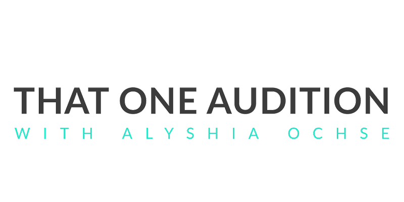That One Audition Podcast