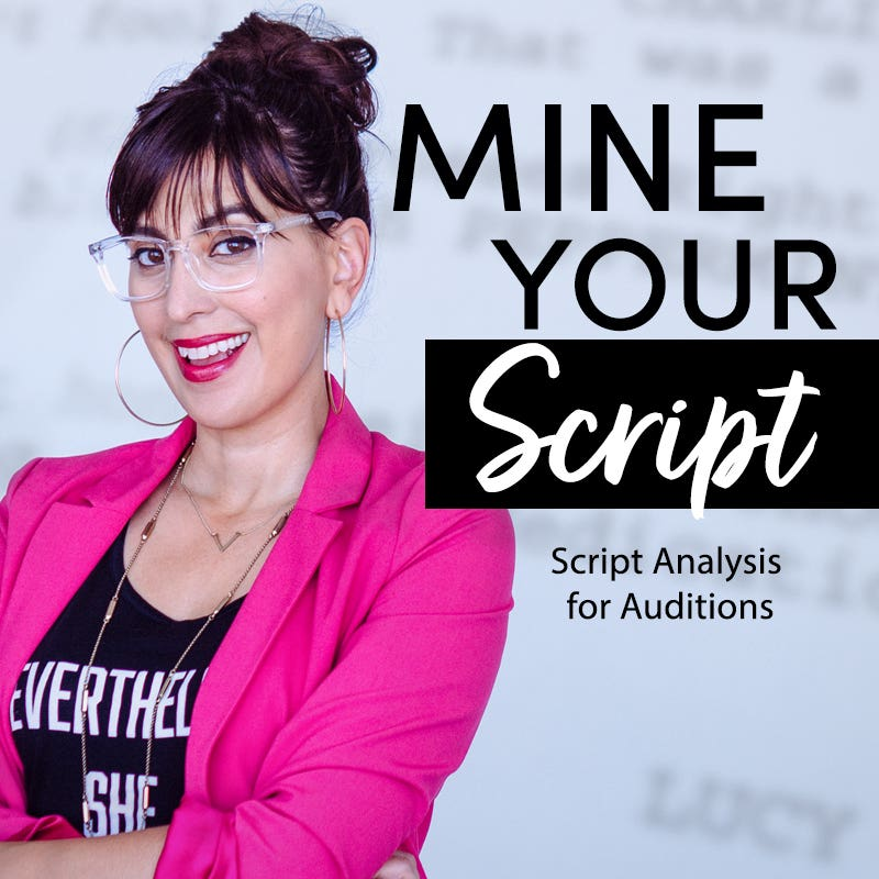Mine Your Script
