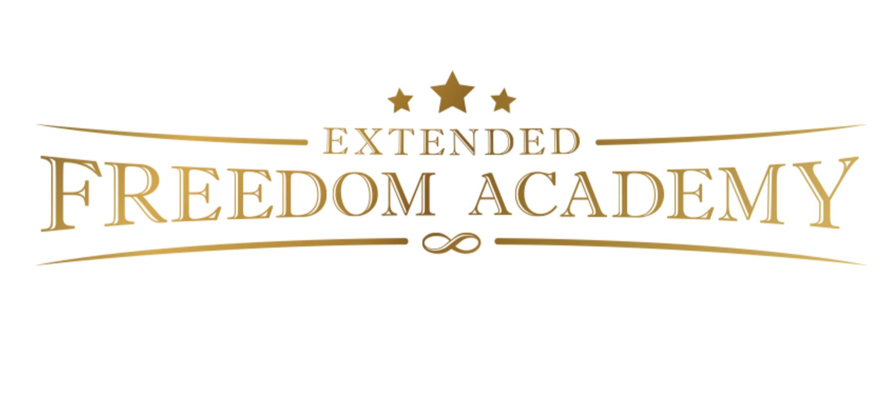 Extended Freedom Academy hemsida