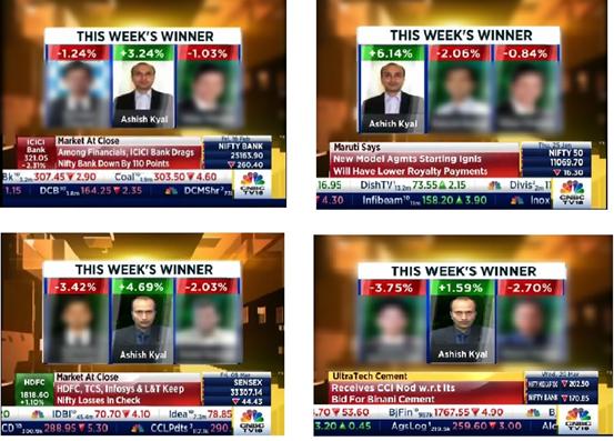CNBC win Ashish Kyal