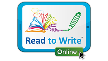 Read to Write Online Lessons