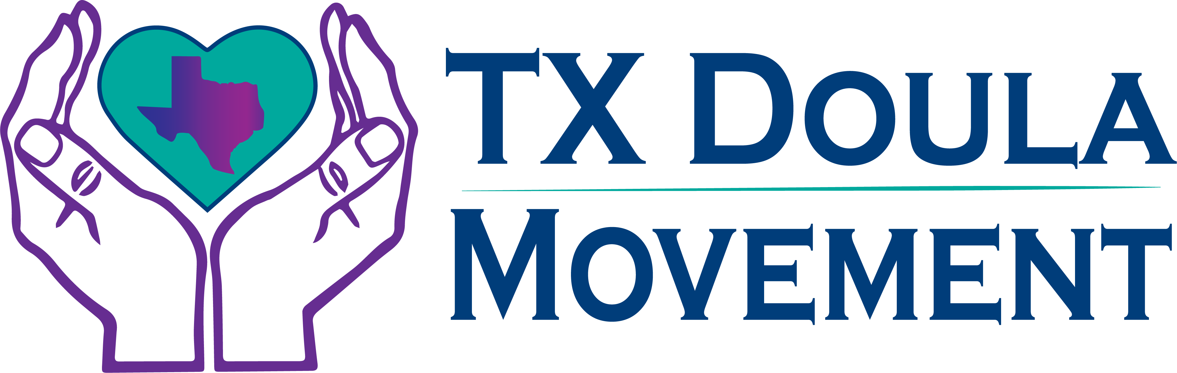TX Doula Movement Logo