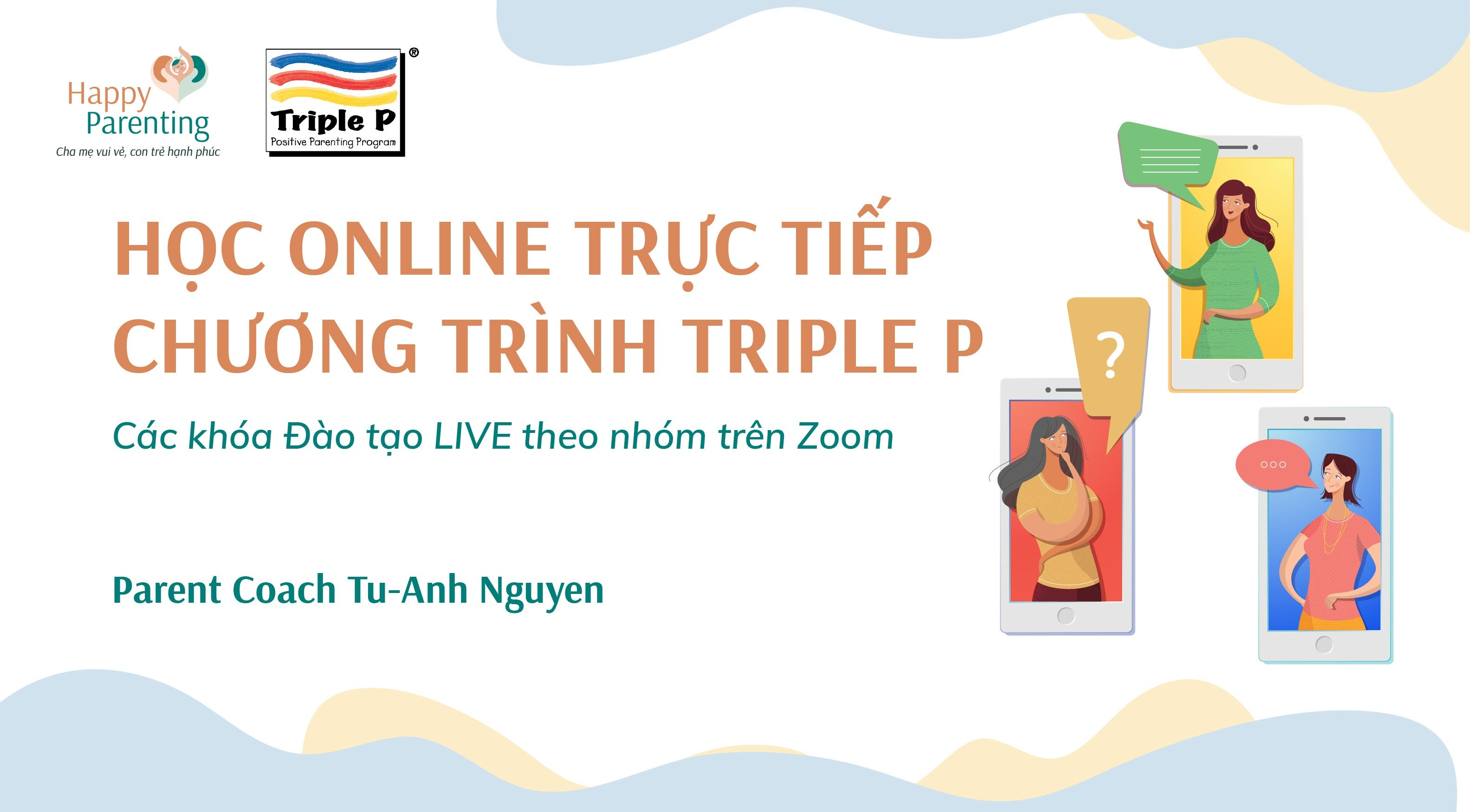 TRIPLE P - HỌC ONLINE TRỰC TIẾP