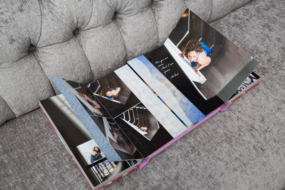 Learn Album Design - Professional Photographer Mentoring