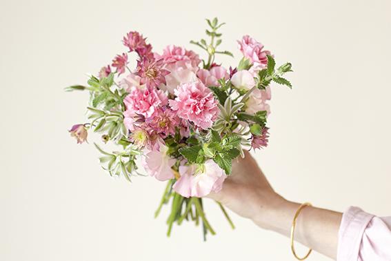 Bridesmaid Bouquet Photo Aesme Studio