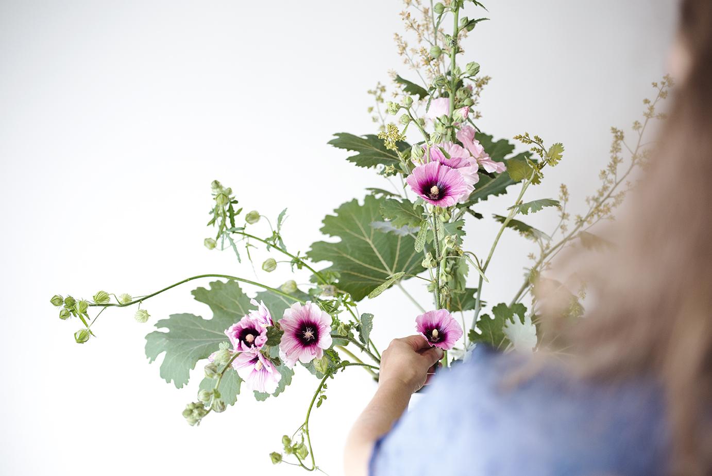 Floral design classes Photo Aesme Studio