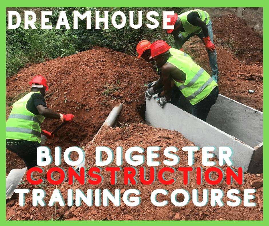 DreamHouse Bio Digester Training Course image