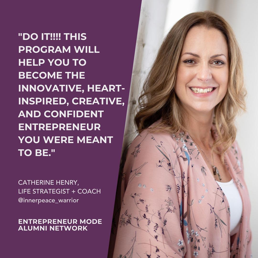Entrepreneur Mode Program image