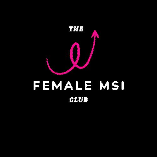The Female MSI Club Logo