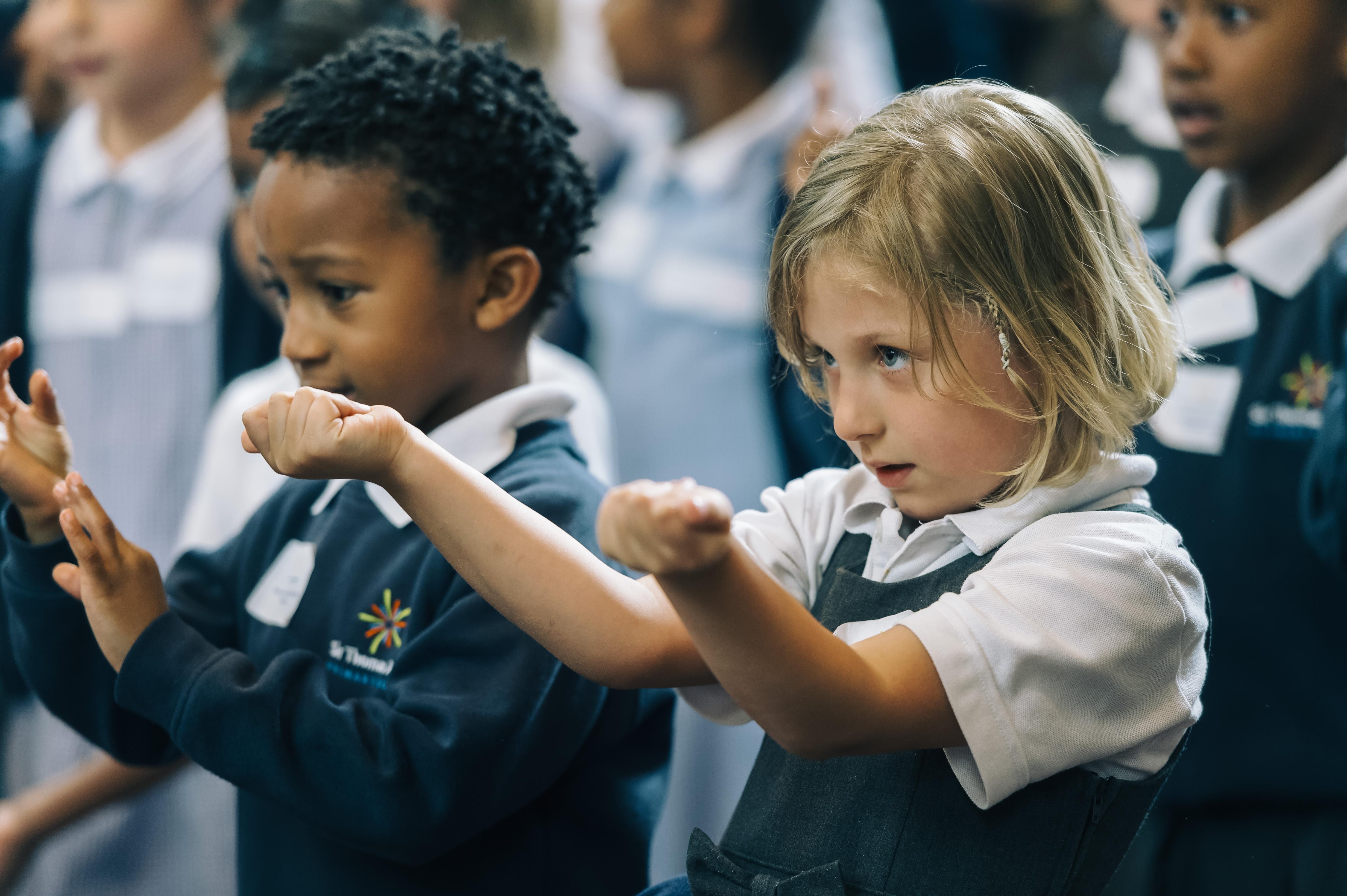 Primary and Elementary Schools
