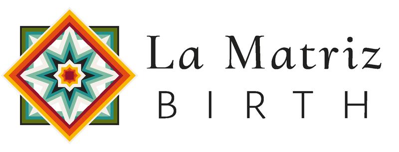 La Matriz Birth Logo