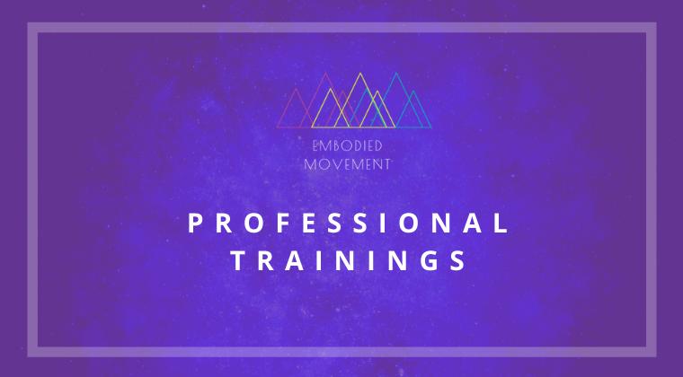 Professional Trainings