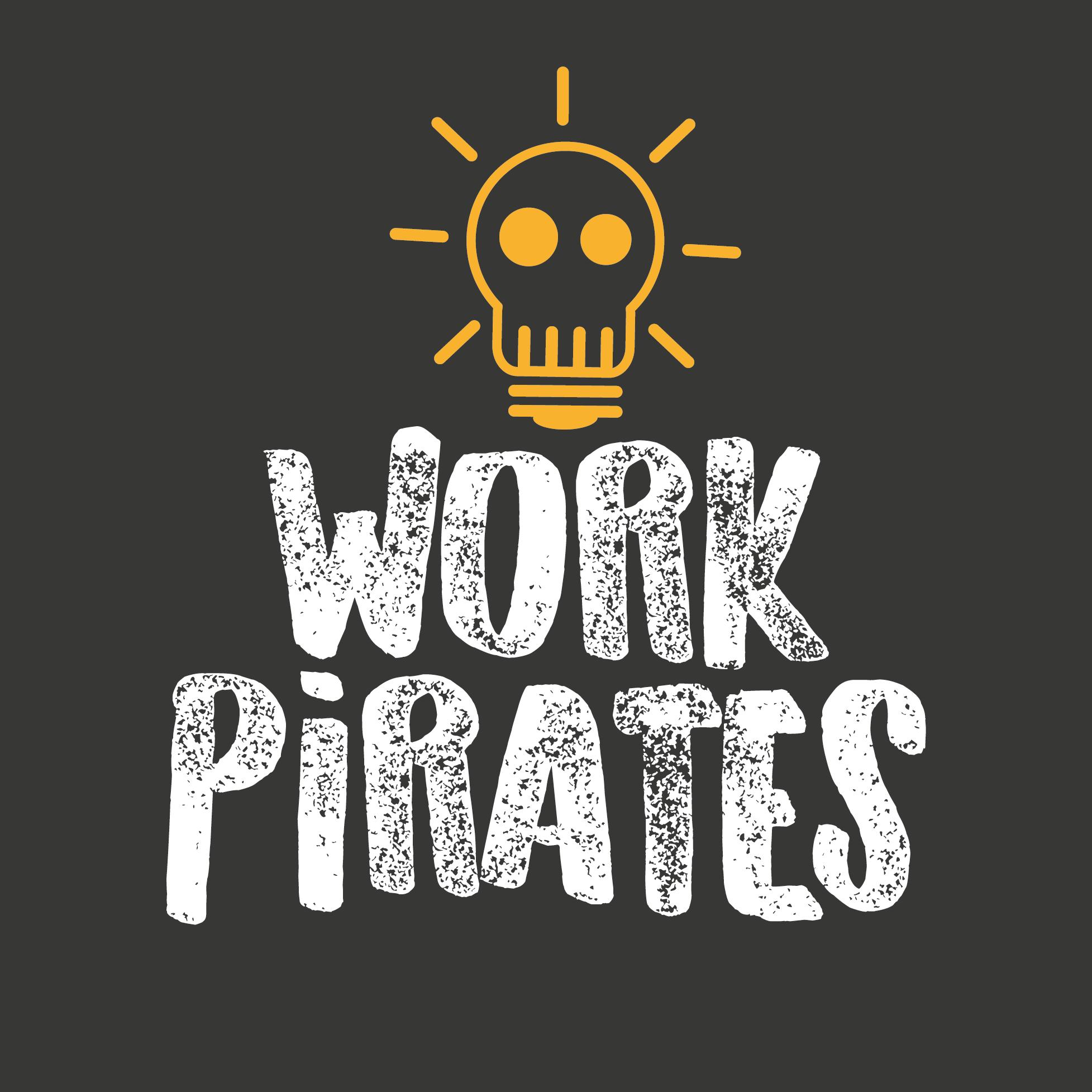 Work Pirates Logo (The Skulb)