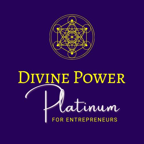 Divine Power Platinum logo
