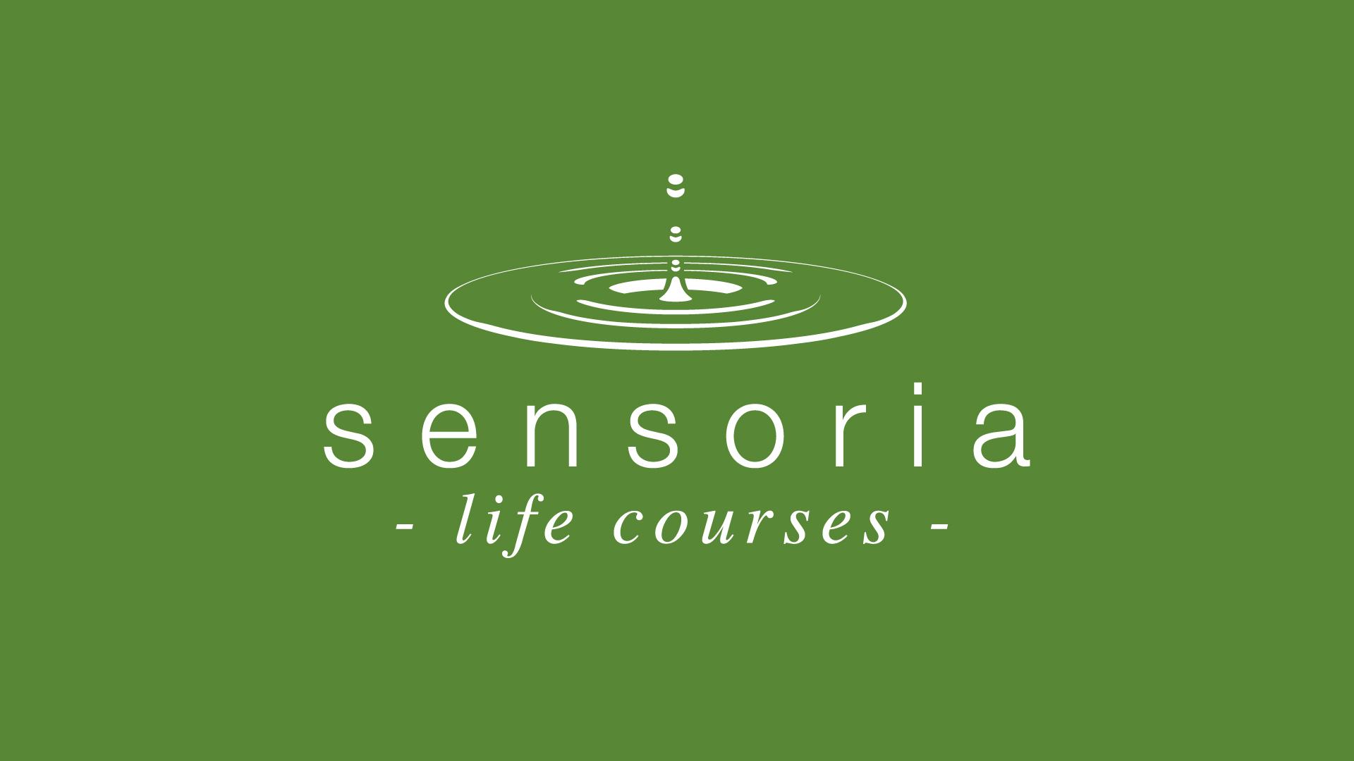 Sensoria Life Courses Logo