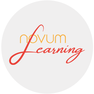 The Novum Learning professional growth platform logo