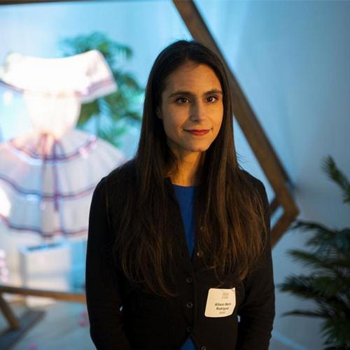 Headshot image of Allison Rodriguez