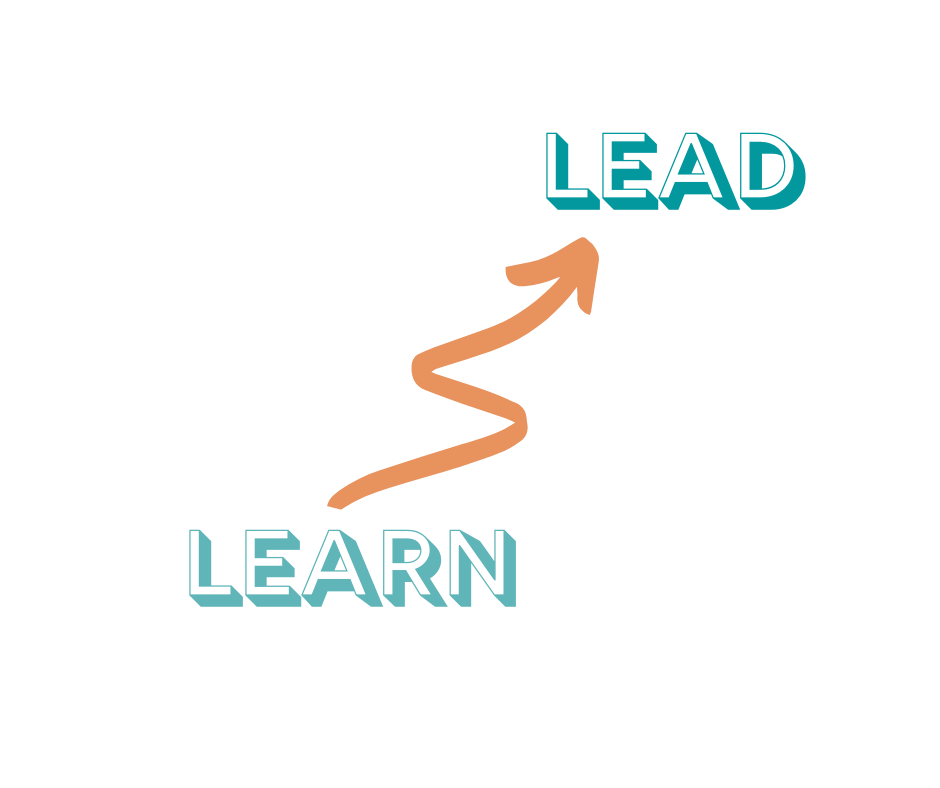 Transition from learning to leading
