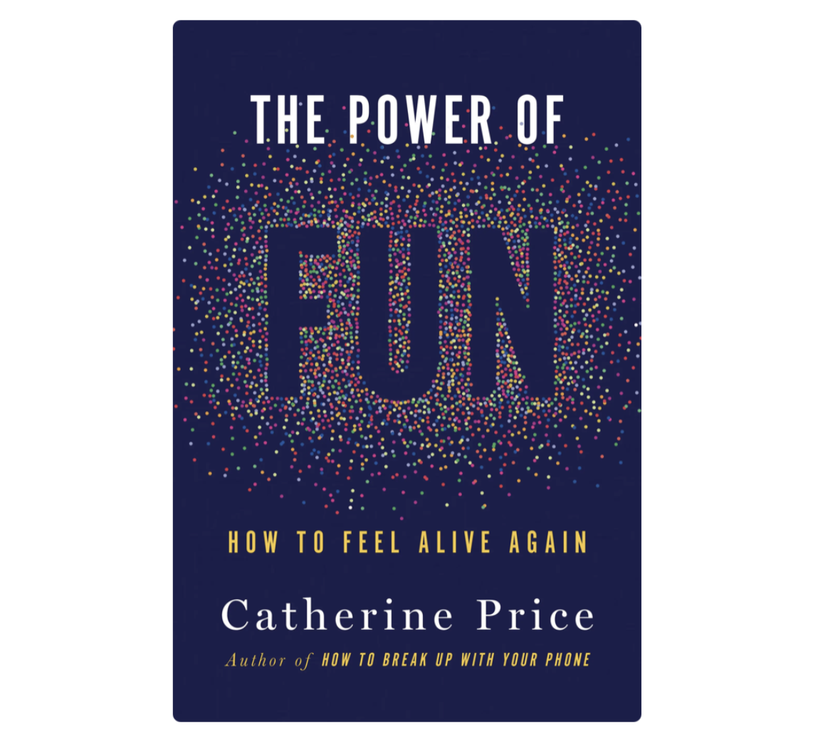 Cover of The Power of Fun by Catherine Price