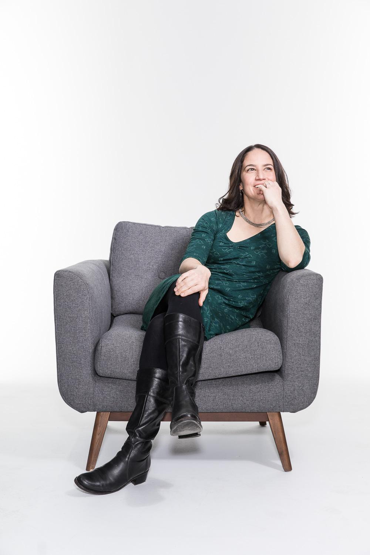 Catherine Price, founder of Screen/Life Balance