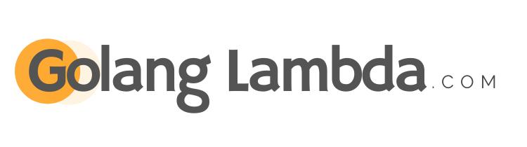 Golang Lambda Course
