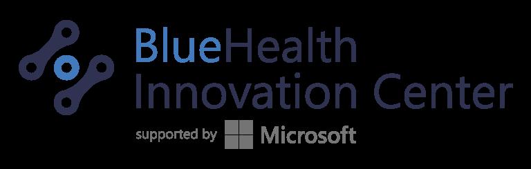BlueHealth Innovation center logo