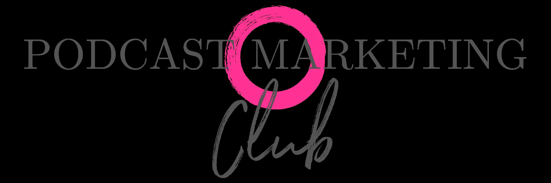 Podcast Marketing Club Logo