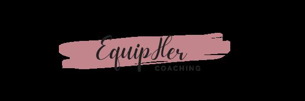 EquipHer Coaching Logo