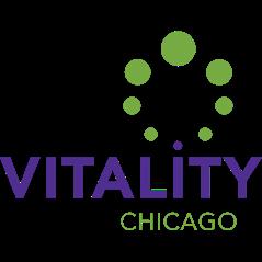 Vitality Chicago logo