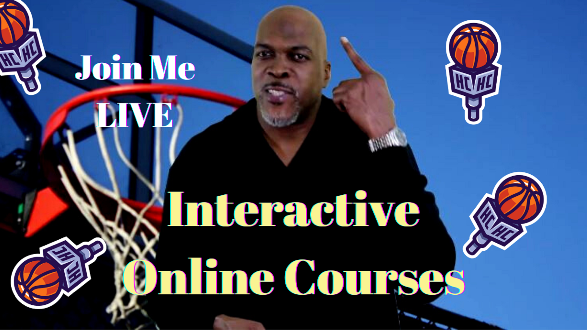 Interactive Basketball Tournament