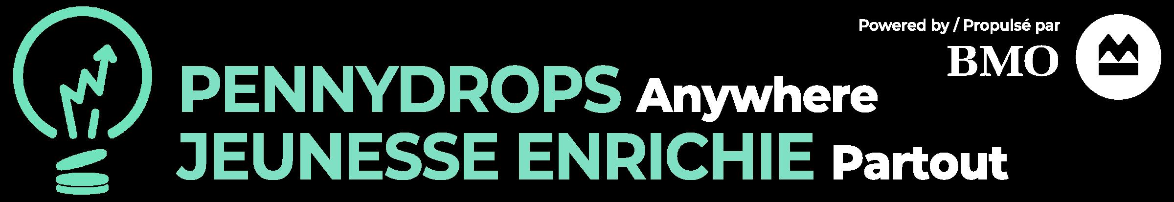 PennyDrops Anywhere / Jeunesse Enrichie Partout