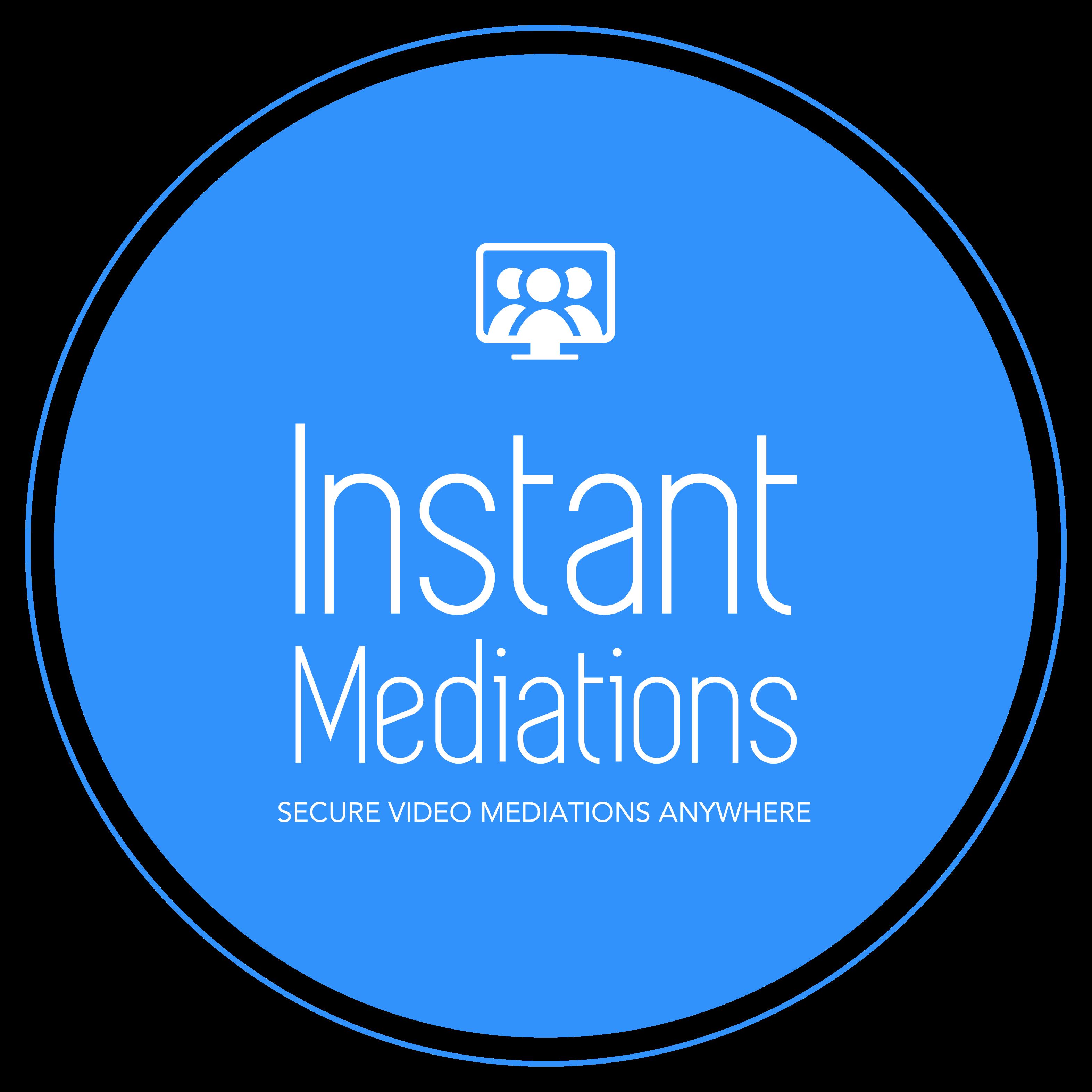 Instant Mediations Logo