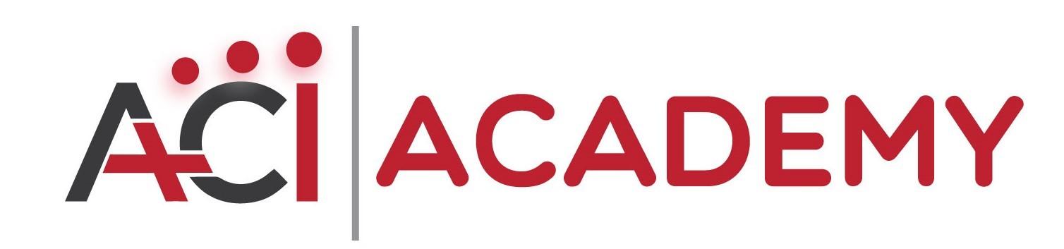 ACI Academy Logo
