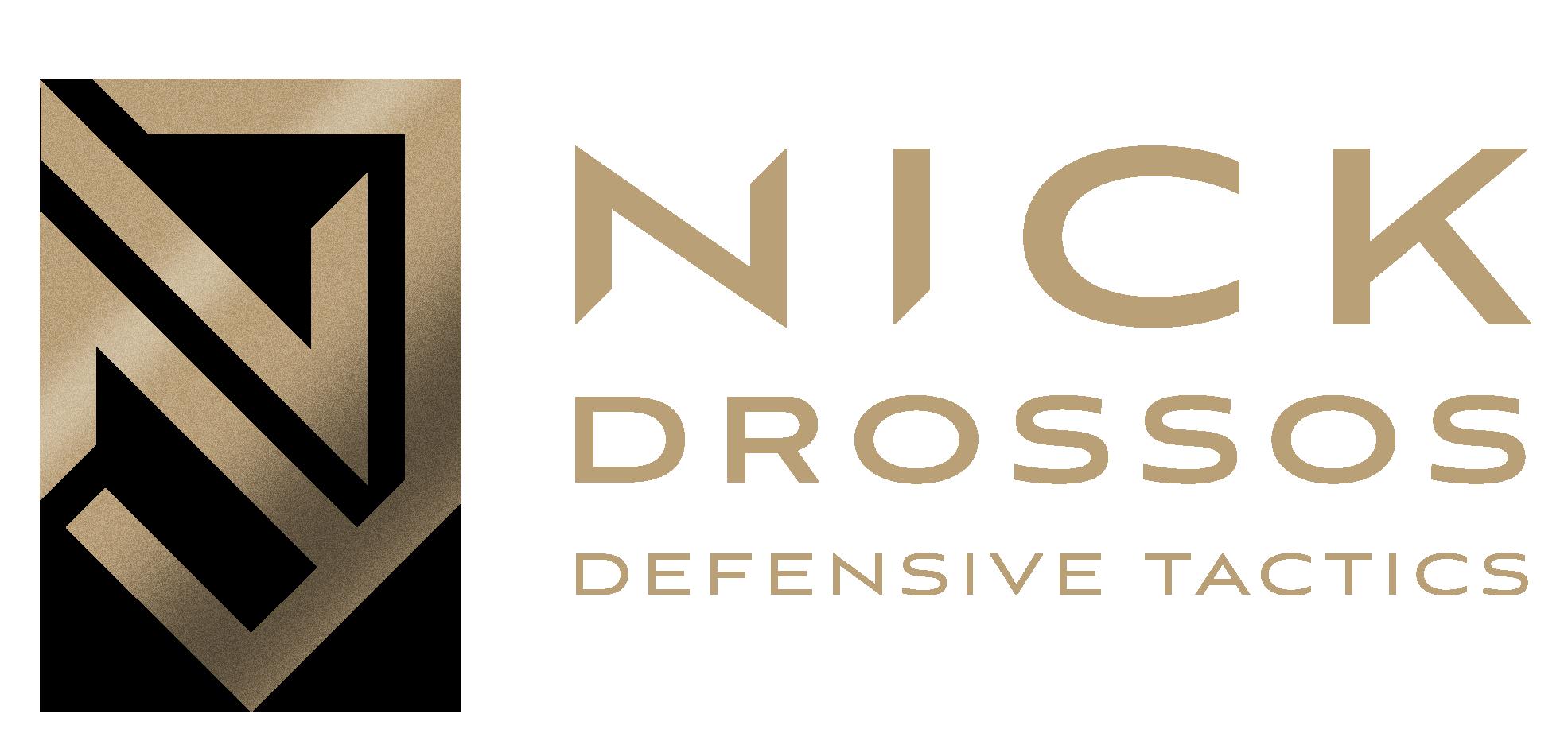 Nick Drossos Defensive Tactics Logo