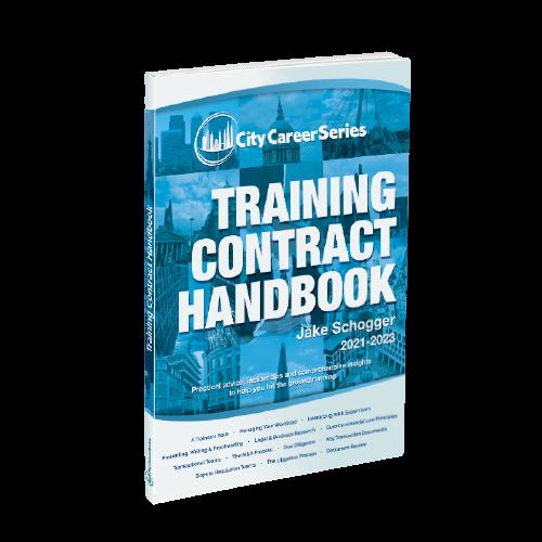 Training Contract Handbook