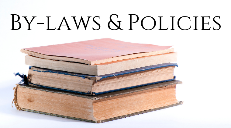 Policies & By-Laws