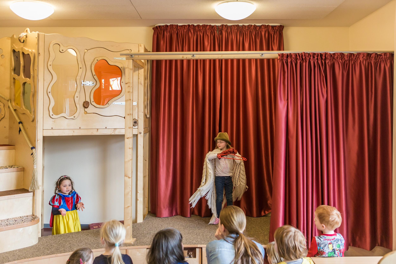 Kindertheater Theater Bühne Kita