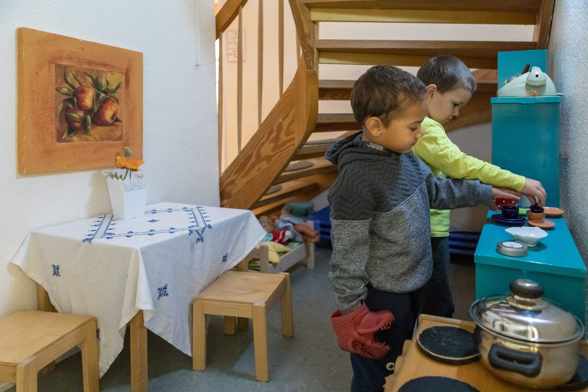Rollenspiel Küche Jungs
