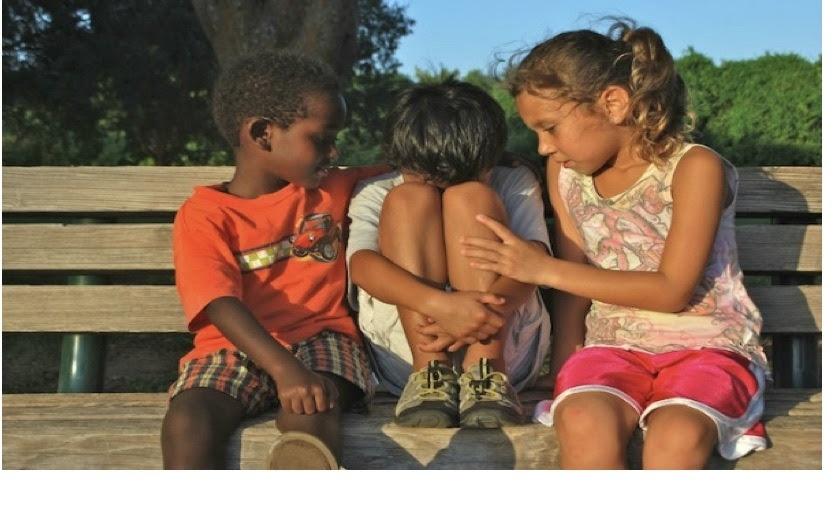 Challenging Behavior: Helping Children Find Their Calm