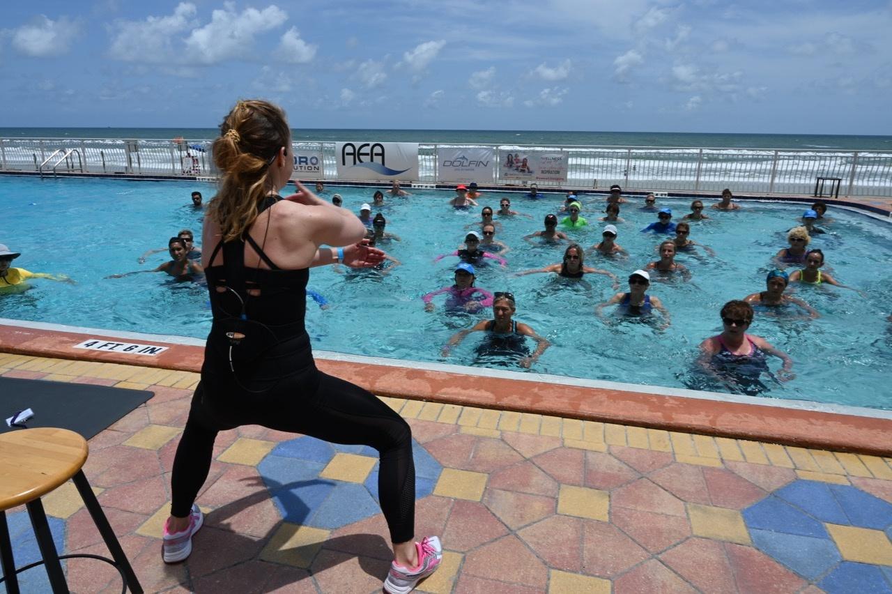 AEA Aquatic Fitness Professional Online Prep Course