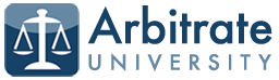 Arbitrate University - Online Arbitration Education