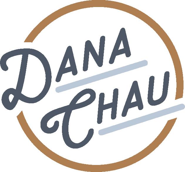 Dana Chau Script Logo