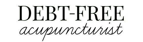 Acupuncture Marketing School was originally featured on Debt-Free Acupuncturist.
