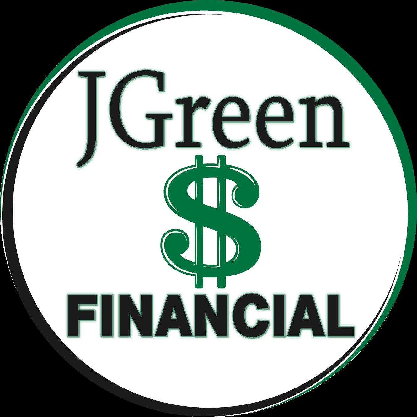 JGreen Financial Logo
