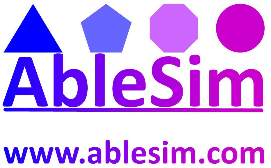 AbleSim Home Page