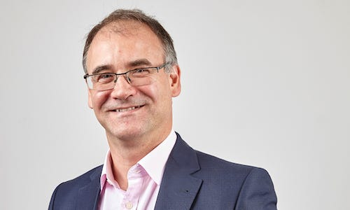 In conversation with: James Tye, CEO of Dennis Publishing