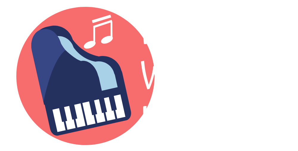 Piano with Louise