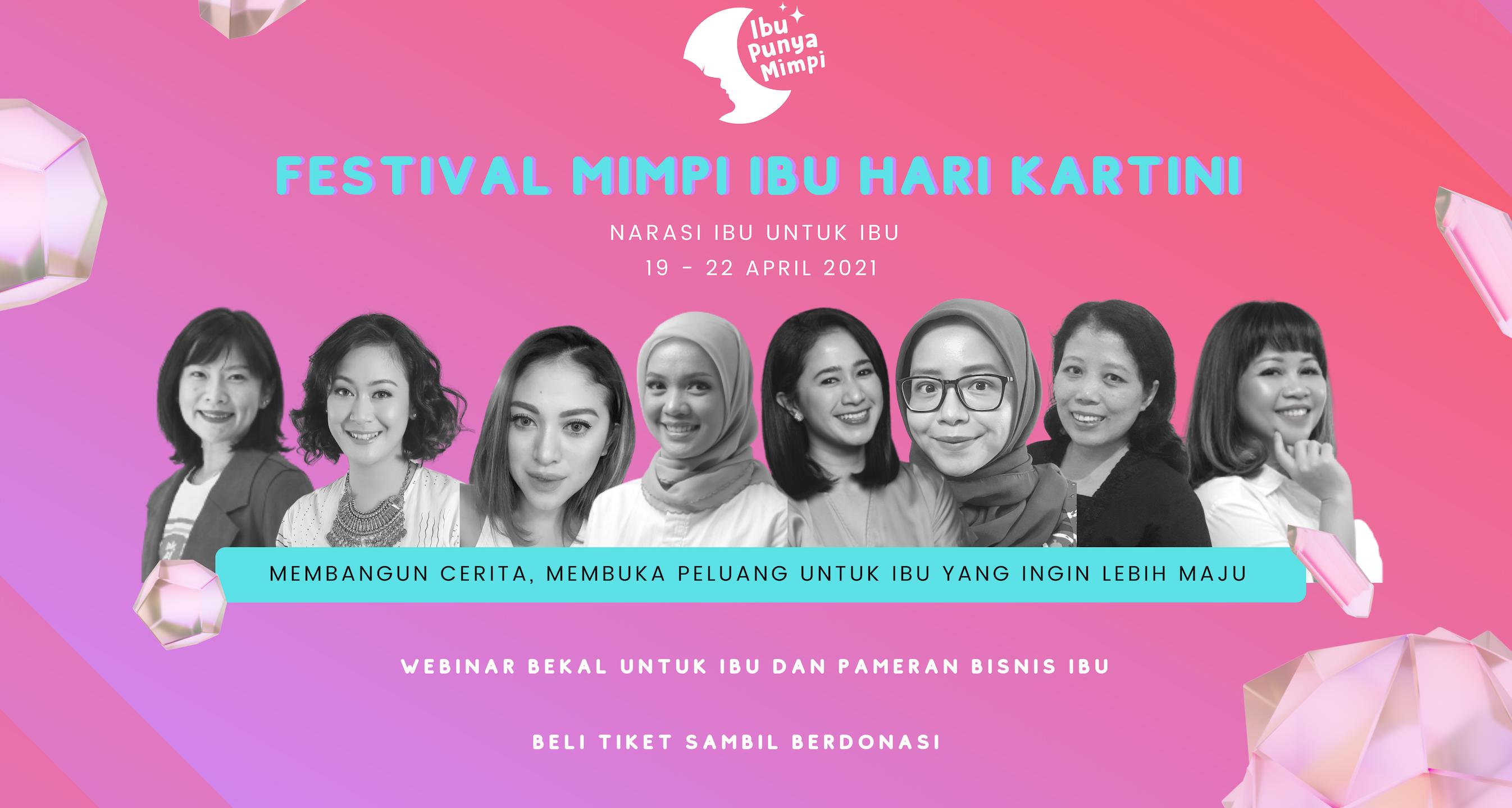 Festival Mimpi Ibu Hari Kartini
